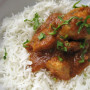 Chicken Curry in the Pakistani Manner (Murghi ka Saalan)